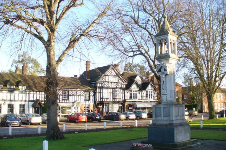 My favourite local hotspots in Beaconsfield