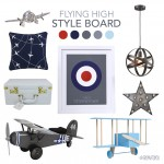 Flying High Style Board